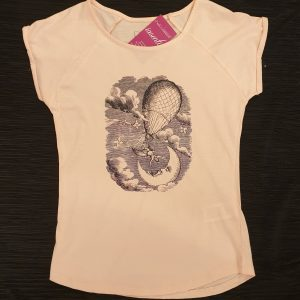 Tricouri Abstracte